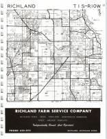 Richland T1S-R10W, Kalamazoo County 1974